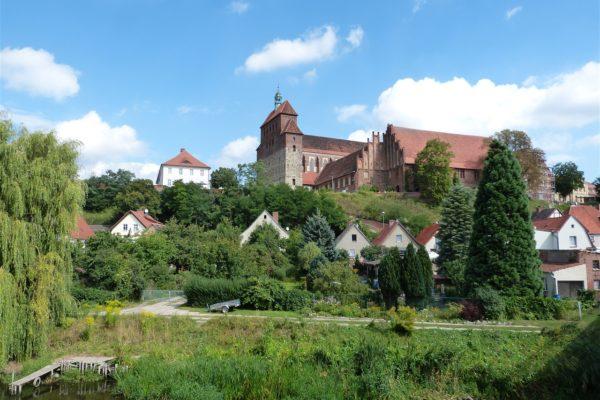 Havelberg: Blick auf den Dom