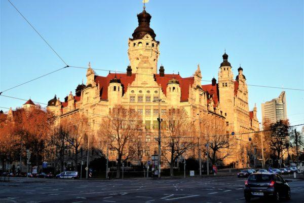 Leipzig: Neues Rathaus
