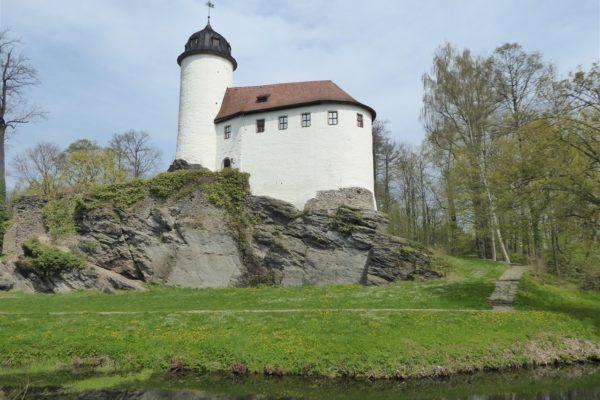 Chemnitz: Burg Rabenstein