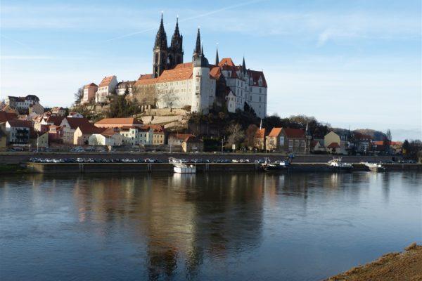 Meißen: Albrechtsburg und Dom