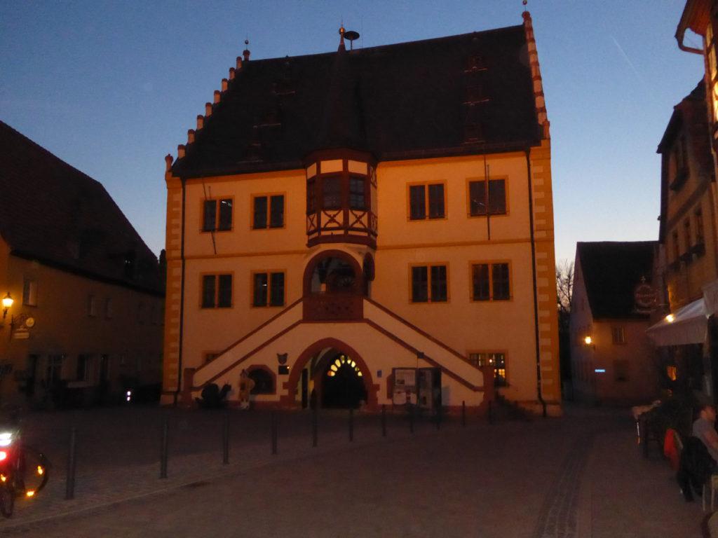 8 Tag 28 03 2017 Bamberg Volkach Bikedreamseurope Rad
